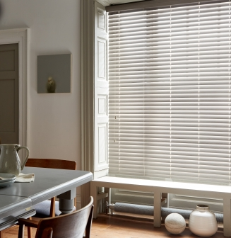 Flint Fauxwood Window blind
