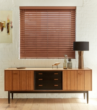 Tenne Fauxwood2 Window blind