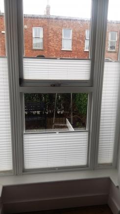 Top Down Bottom up Harolds cross Window blind