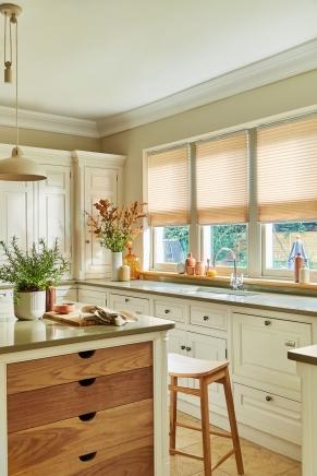 Fairhaven Terracotta Window blind