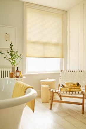 Echo Cream2 Window blind
