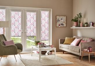 Deila Orchid Window blind