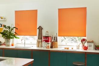Acacia Amberglow Window blind