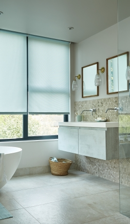 Agate Mineral Window blind