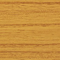 Medium Oak Faux Wood Blinds - Woodslat Blinds