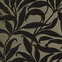Leanne Charcoal - Roman Blinds
