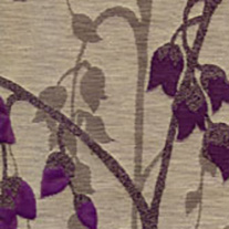 Willowy Amethyst - New Range 2016 - Roman Blinds
