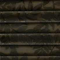 Albany Chocolate pleated blinds - From 55 Euro - Pleated Blinds