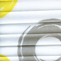Fresco Primrose pleated blinds - From 52 Euro - Pleated Blinds