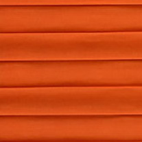 Sienna Tangerine From 52 Euro - Pleated Blinds