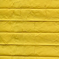 Creped Mustard  From 52 Euro - Pleated Blinds