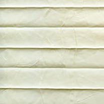 Creped Natural From 52 Euro - Pleated Blinds