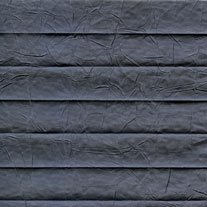 Creped Charcoal From 52 Euro - Pleated Blinds