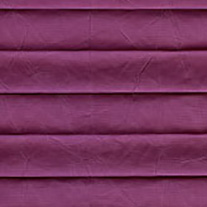 Creped Mauve From 52 Euro - Pleated Blinds