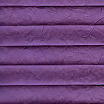 Creped Mulberry From 52 Euro - Pleated Blinds