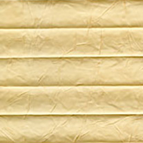 Creped Sandstone - From 52 Euro - Pleated Blinds