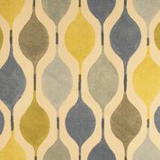Boogie Bluebell roman blinds - From 74 Euro - Roman Blinds