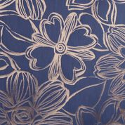 Constantine Cobalt - From 74 Euro - Roman Blinds