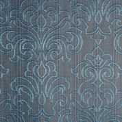 Verbier Blue - Roman Blinds