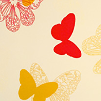 Papillon Autumn - From 26 Euro - Roller Blinds