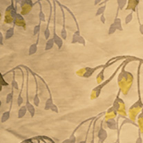 Willowy Chartreuse roman blinds - From 62 Euro  - Roman Blinds