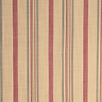Classic Stripe Chintz - Roman Blinds
