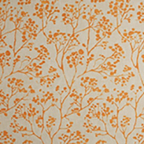Batiste Orange - From 39 Euro - Roller Blinds
