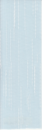 Matchstick Soft Blue - New Range 2016 - Vertical Blinds
