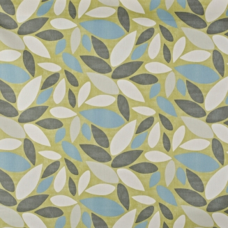 Somerville Fresh Green - New Range 2016 - Roman Blinds