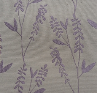 Leonora Mauve - New Range 2016 - Roman Blinds