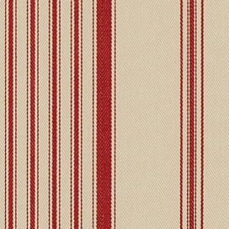 Fenwick Red - New Range 2016 - Roman Blinds