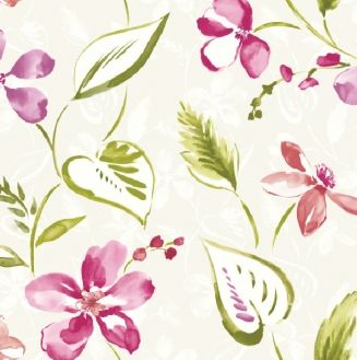 Ingrid Spring - New Range 2016 - Roman Blinds