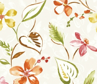 Ingrid Paprika - New Range 2016 - Roman Blinds