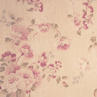English Rose Chintz - Roman Blinds