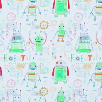 Robots Multi - New Range 2018 - Roller Blinds