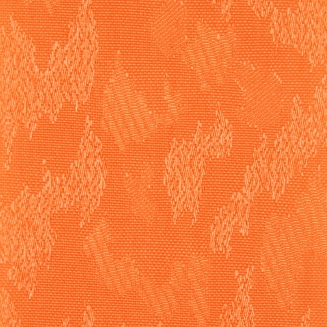 Rowan Orange  - Vertical Blinds