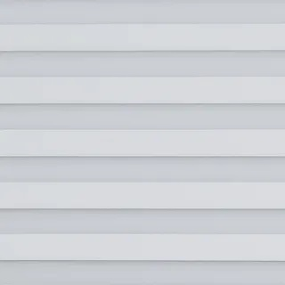 Wilton Blackout White  - Pleated Blinds