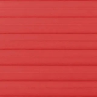 Wilton Blackout Crimson - Pleated Blinds