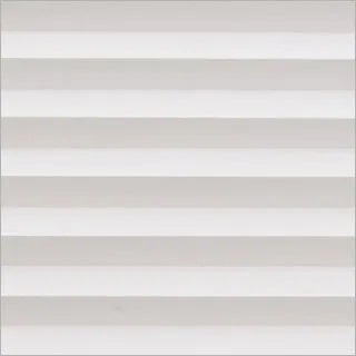 Arianna White Pleated Blind - Pleated Blinds