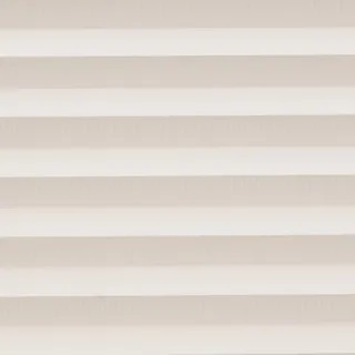 Henley Stripe White Pleated Blinds - Pleated Blinds