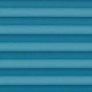 Margurite Blue Pleated Blinds - Pleated Blinds