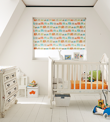 Roller blinds favourite in home decor