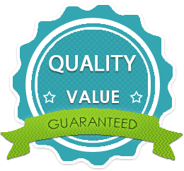 EziFit quality assurance value